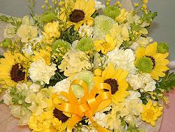 アレンジ花の画像